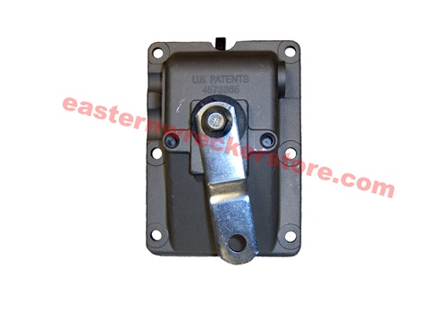 Muncie Cable Shift Cover Assembly For Tg Series Pto S