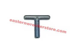 Jerr Dan T-Handle for Wheel Lifts.  Fits Standard Duty Carriers and Light to Medium Duty Wreckers.  Part# 3551000036
