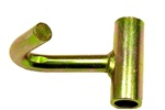 Finger hook for ratchet.  Towing and transport parts and accessoires.  Tow accessories, parts, Hook, finger, j hook, ratchet, strap, wrecker, carrier, roll back, snap hook, wheel, lift, tire, ratchet parts, hooks, clusters, attachments.
