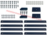 Jerr Dan Carrier wear pad kit Part# 9577650064.  Jerr Dan rollback slide pad kit.