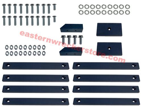 Jerr Dan Carrier Wear Pad Kit Part 9577650064 Jerr Dan