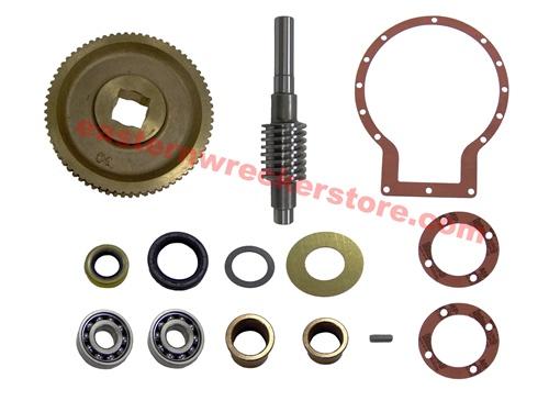 ramsey hydraulic winch parts