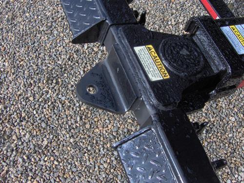 Ball Lock Lift : Jerr dan trailer ball weld on plate for wheel lift part