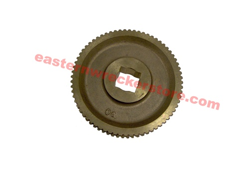 Hydraulic Worm Gear Winches : Ramsey brass gear for hydraulic worm winches hd