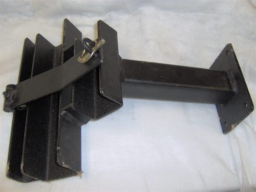 Collins Dolly Axle Combination Mounting Brackets Pair