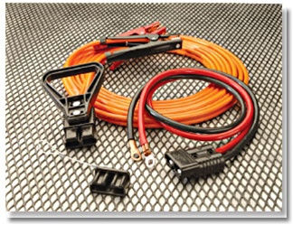 JumpMax Booster Cables Jump Start Kit from Phoenix USA. Jumper Cable ...